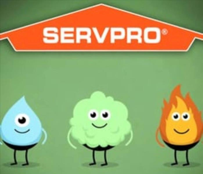 Why SERVPRO You can trust SERVPRO of Northwest Genesee County!