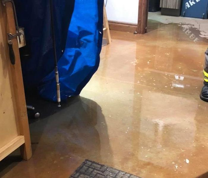 Commercial Steps to Take if Your Business is Affected by Water Damage