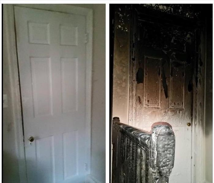 Fire Damage Do You Sleep With Your Bedroom Door Open at Night?