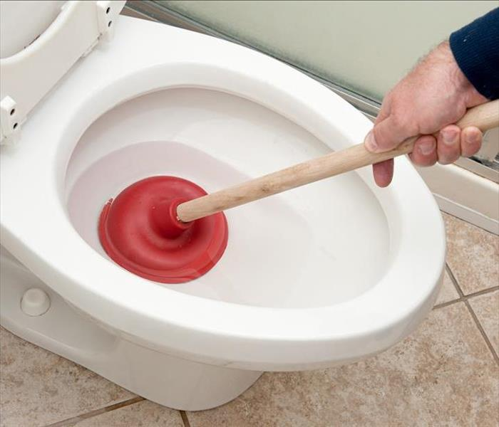 Water Damage Flushing Your Commode May Lead to Water Damage